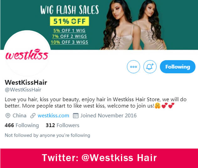 west kiss twitter