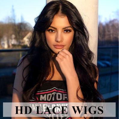 skin melt hd lace wig