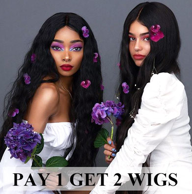 buy one get one free wig
