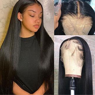 Transparent Wigs