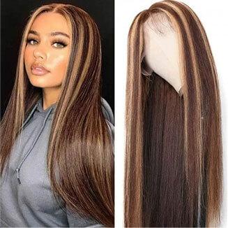 Colored Lace Wigs